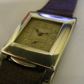The Rolls Automatic Wristwatch