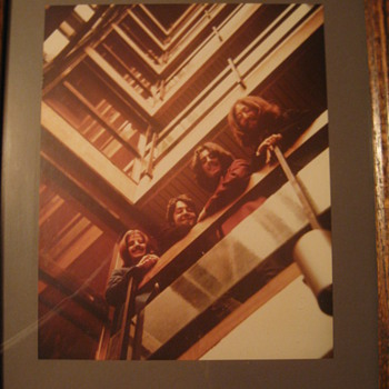 Unpublished 1969 Beatles Photo