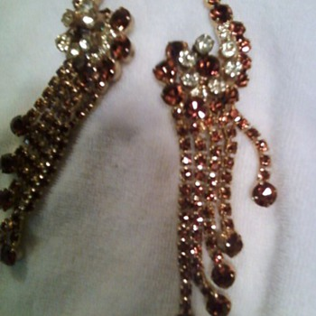 Juliana earrings - Costume Jewelry