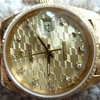 Chevrolet Diamond Jubilee datejust Rolex