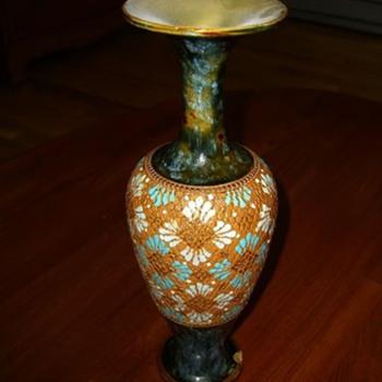 Doulton Slater Vase - Art Pottery