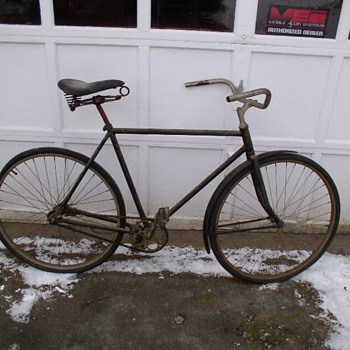 WWII era bicycles - Sporting Goods