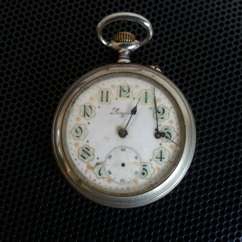 Longines Pocket Watch - Pocket Watches
