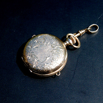 The T. EATON Co. Limited Ladies Pocket Watch