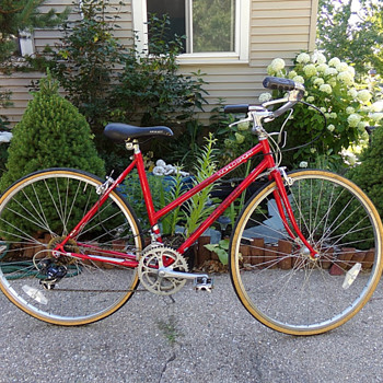 1981 Schwinn World Sport