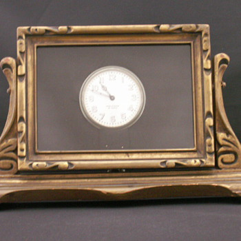 Picture Frame Clock - Clocks