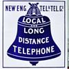 Early New England Tel & Tel single sided