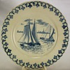 Old Delft Plate
