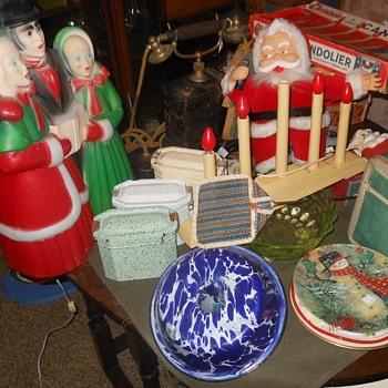 Christmas Decoration Show and Birthday Haul - Christmas