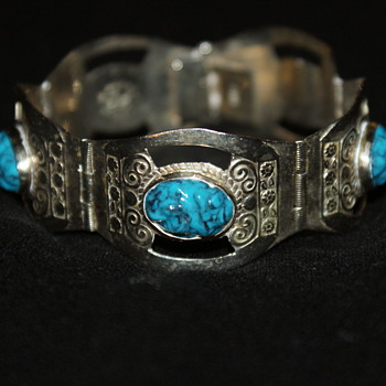 Vintage Mexican Bracelet