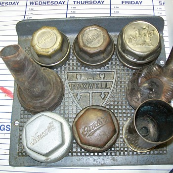 old old car parts! - Classic Cars