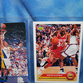Sports cards - Cards