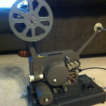 Movie Mite S53 Projector - Cameras