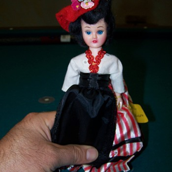 Any help with me labeling these dolls would be great