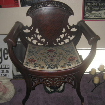 My Estate Chair From My Grandmother - Furniture