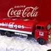 1960-70 Mobil Gas tin truck