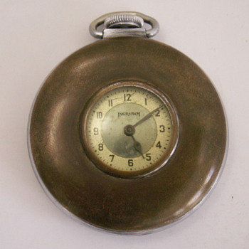 E. Ingraham Lapel Watch