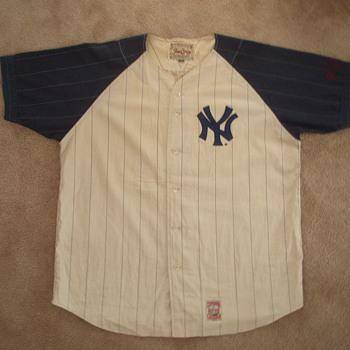 NY Yankees Jersey