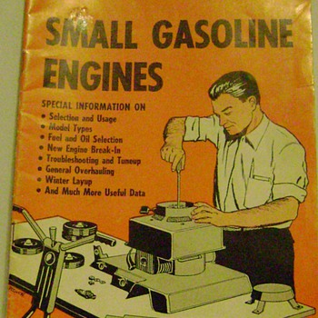 Popular Mechanics Booklet - Books