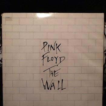 Pink Floyd The Wall LP - Records