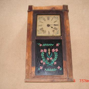Jonathan Frost mantel clock