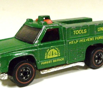 1975 Hotwheel Ranger Rig