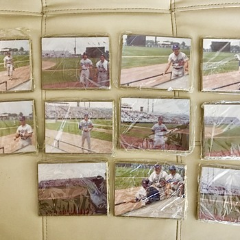 Brooklyn Dogers hangable picture plates