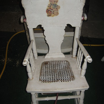 Rocker/High Chair - Furniture