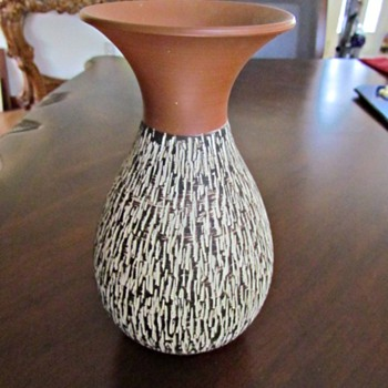 Vintage Mid-Century Sawa Vase