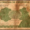 Venezuela - (20) Bolivares Bank Note