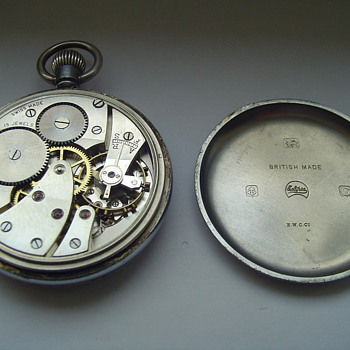 2 Beautiful pocket watches - un-named