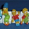 Kinder Surprise Simpsons set