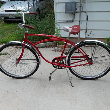 My 1970 Schwinn Typhoon  - Sporting Goods