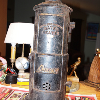Lawson Kerosene Water Heater boiler 1902 - 1912 - Tools and Hardware