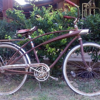 Western Flyer &quot;Cosmic Flyer&quot; Bicycle 