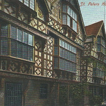 St. PETER'S HOSPITAL, BRISTOL.  (Part 1) - Postcards