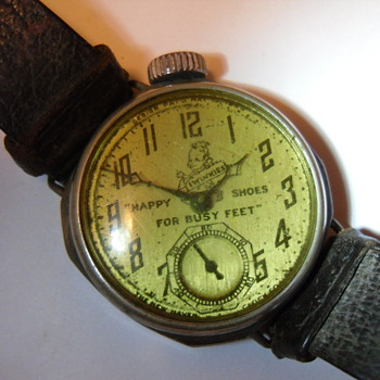 "1920's Tommy Ticker ""Twinkie"" Watch - Wristwatches"