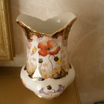 Who made this Pretty Vase ? - Art Pottery