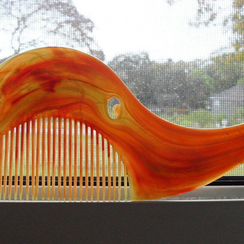 A Whale of a Comb
