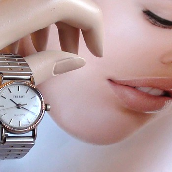 TISSOT WOMEN WRIST WATCH  WHAT YEAR IS IT??? - Wristwatches