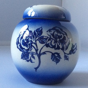 Carlton ware ginger jar