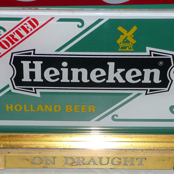 Heineken Register Light 02 - Breweriana