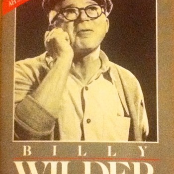 Billy Wilder Life Achievement Award Souvenir Book - Movies