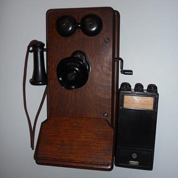 Kellogg Payphone