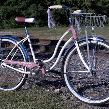 1962 Schwinn American - Outdoor Sports