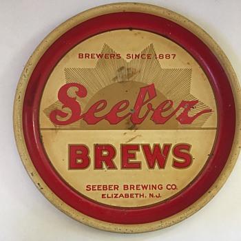 Seeber Beer Tray