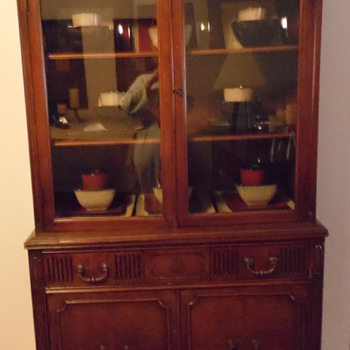 Grandma's China Cabinet - Furniture