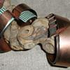 Matisse, Renoir and unsigned 1950's copper bracelets