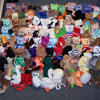 The Beanie Baby World