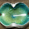 Thursday Thrifts ? -- Murano Art Glass Bowl (( 2/of 3 Finds ))